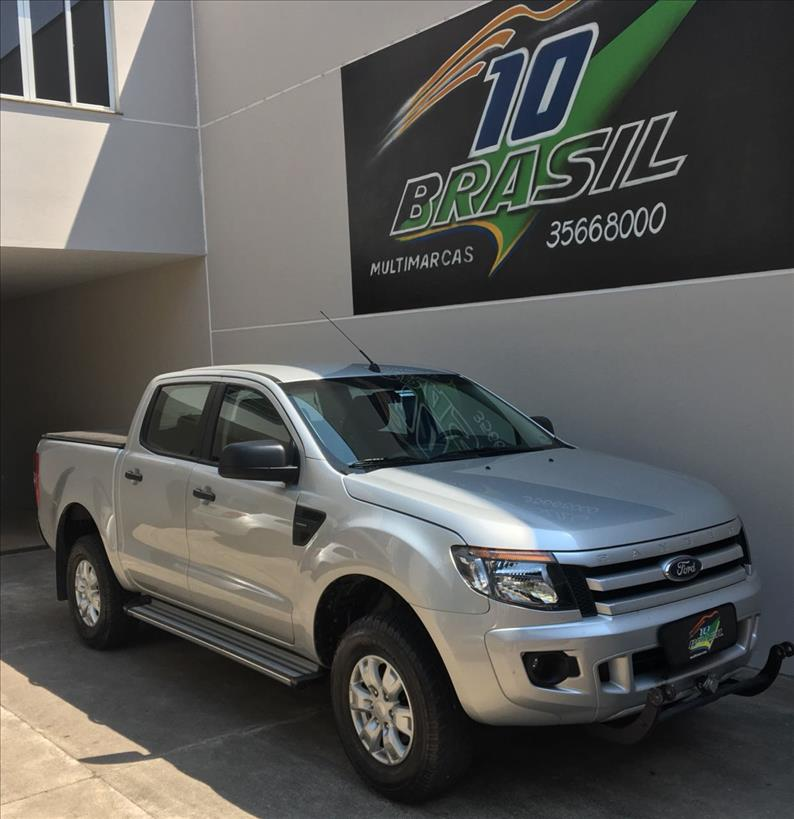 FORD RANGER 2.5 XLS 4X2 CD 16V 2015/2015