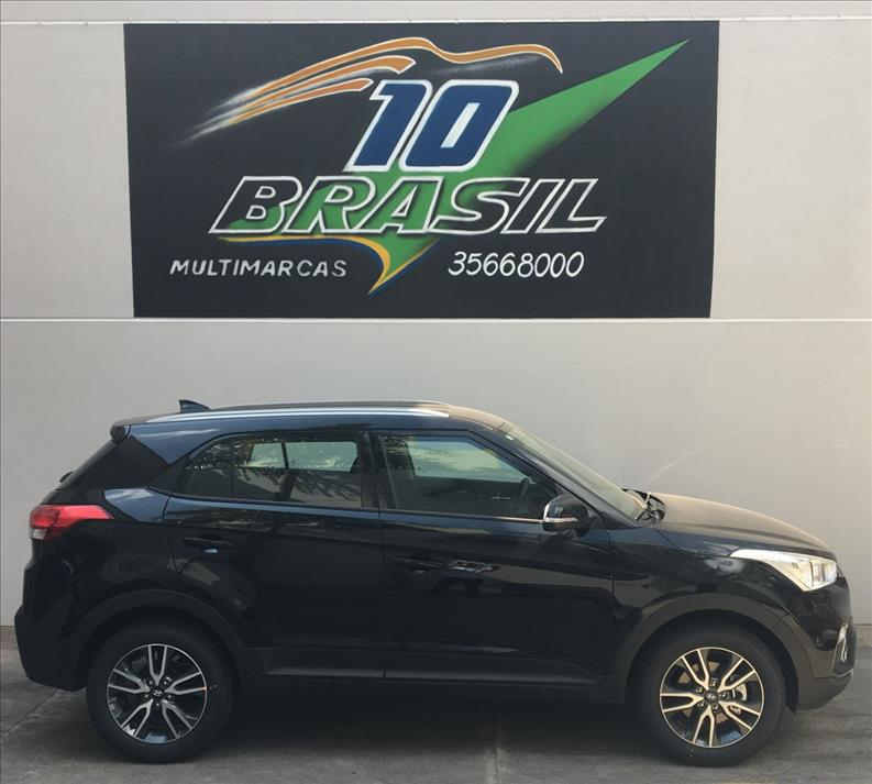 HYUNDAI CRETA 1.6 16V Pulse Plus 2018/2019