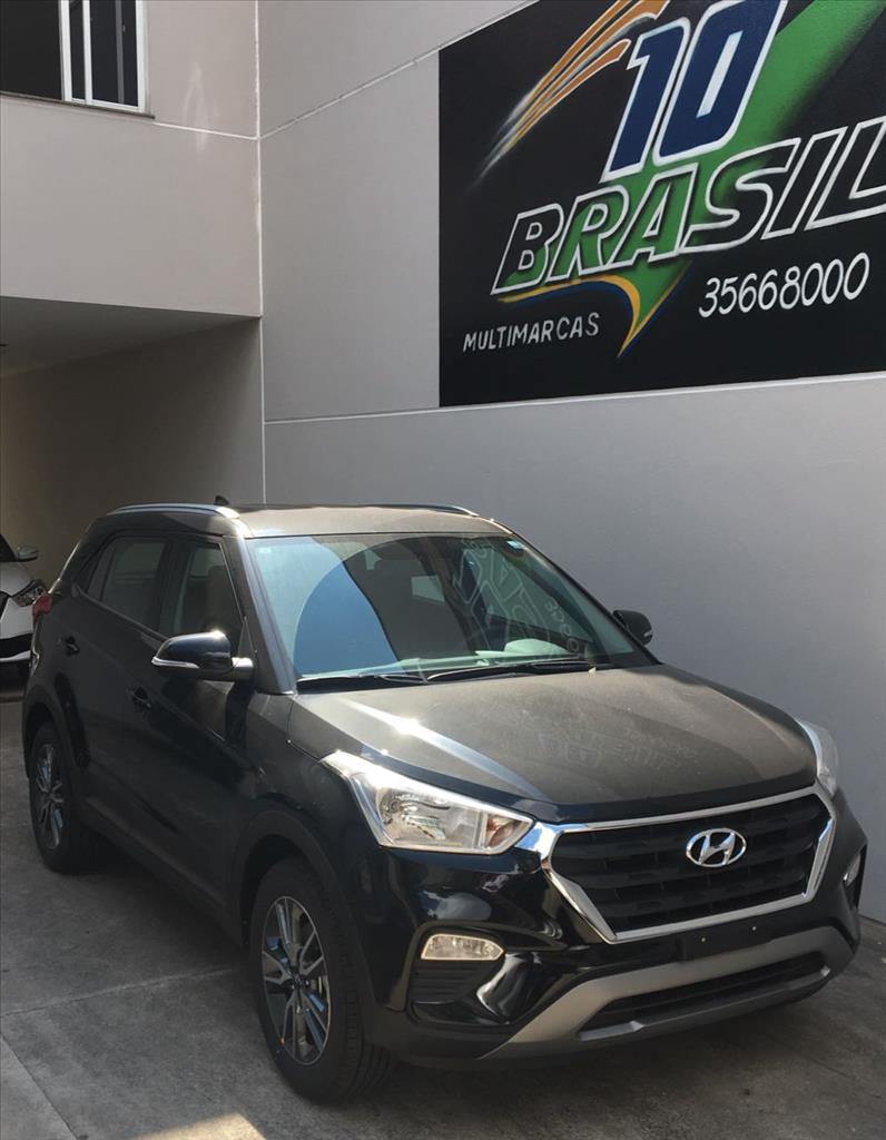 HYUNDAI CRETA 1.6 16V Pulse Plus 2018/2018