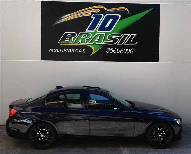 BMW 328I 2.0 Sport GP 16V Activeflex 2015/2015