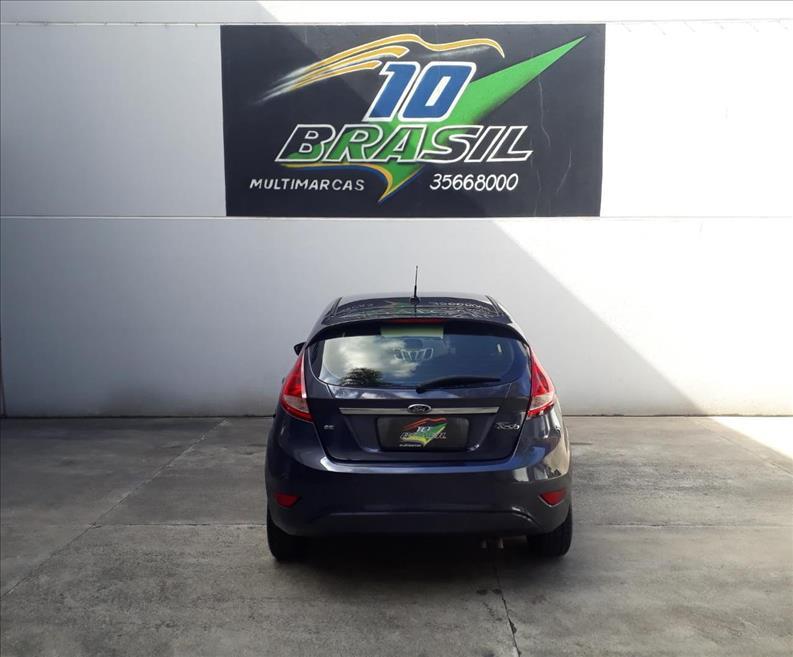 FORD FIESTA 1.6 SE Hatch 16V 2012/2013