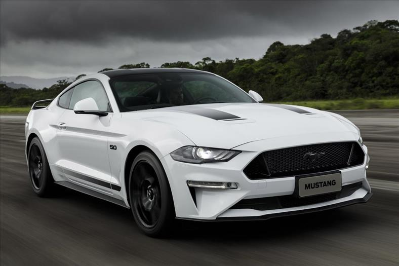 FORD MUSTANG 5.0 V8 Ti-vct Black Shadow 2019/2020