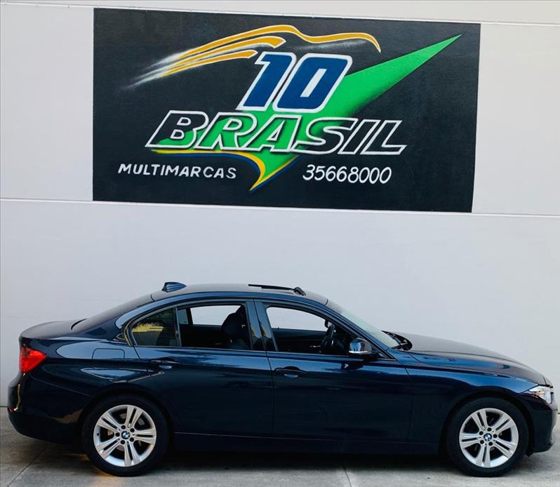 BMW 320I 2.0 Sport GP 16V Turbo Active 2014/2015