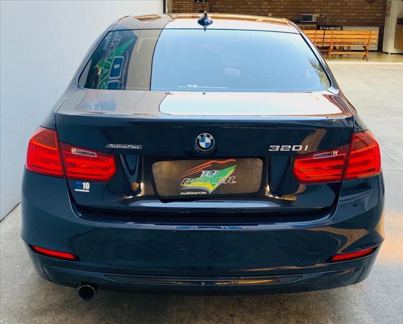 BMW 320I 2.0 16V Turbo Active 2014/2015
