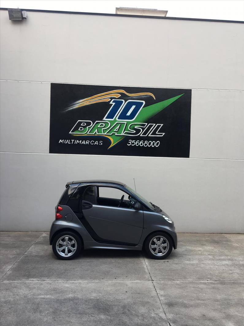 SMART FORTWO 1.0 Coupe 3 Cilindros Turbo 2013/2013