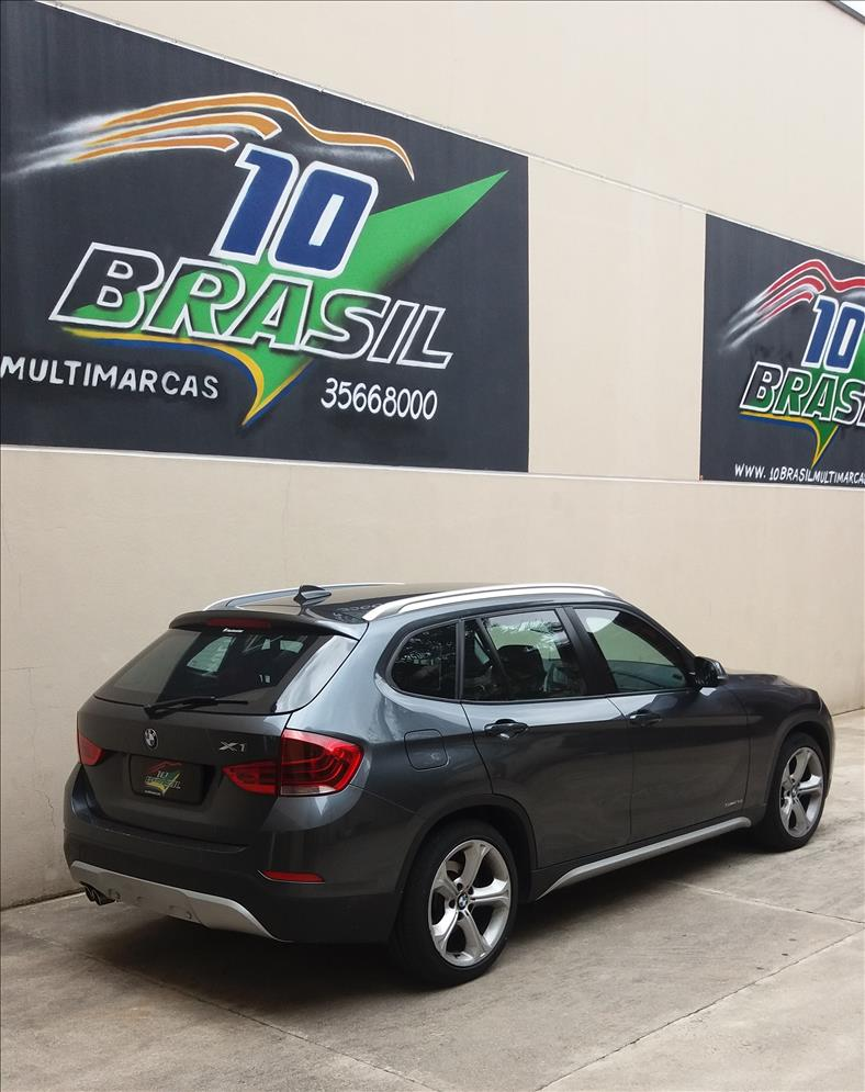 BMW X1 2.0 20I GP 4X2 16V 2014/2014