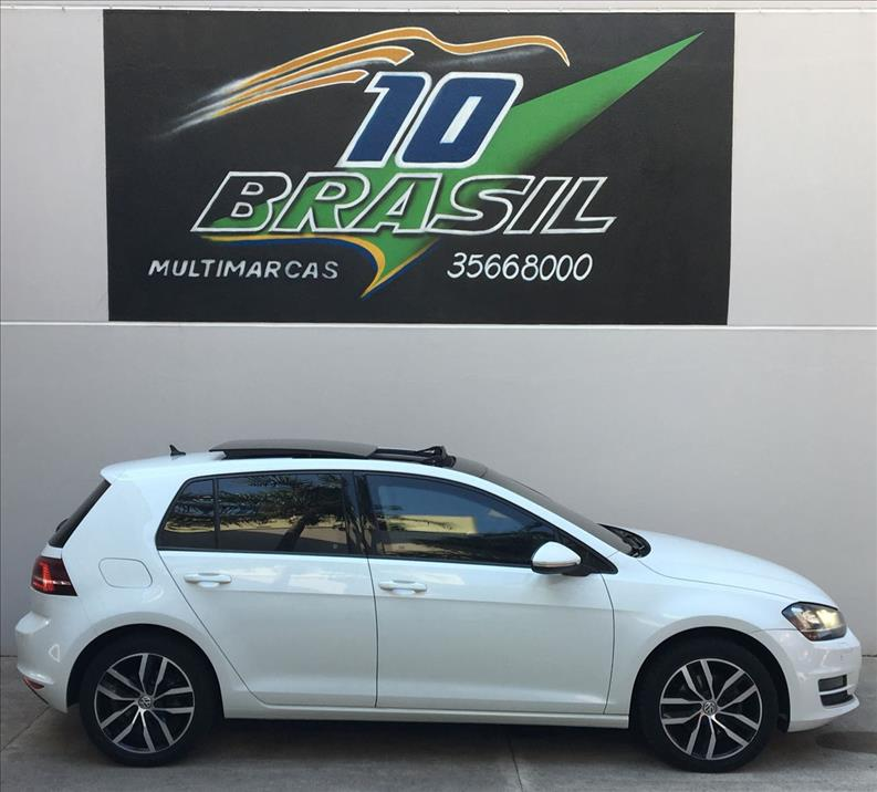 VOLKSWAGEN GOLF 1.4 TSI Highline 16V 2014/2015