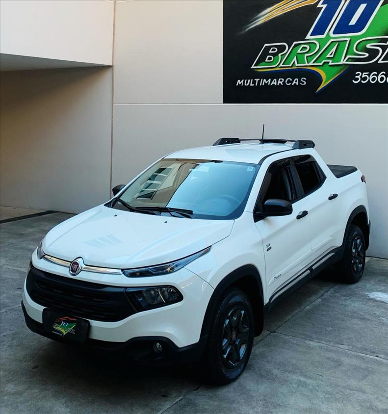 FIAT TORO 2.4 16V Multiair Freedom AT9 2017/2018