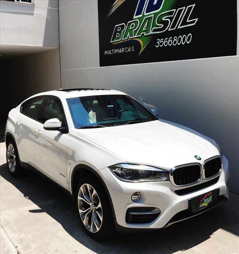 BMW X6 3.0 35I 4X4 Coupé 6 Cilindros 24V 2015/2016