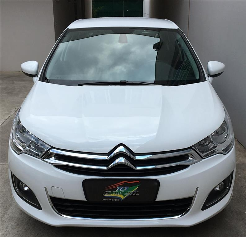 CITROËN C4 LOUNGE 1.6 Tendance 16V Turbo 2016/2017