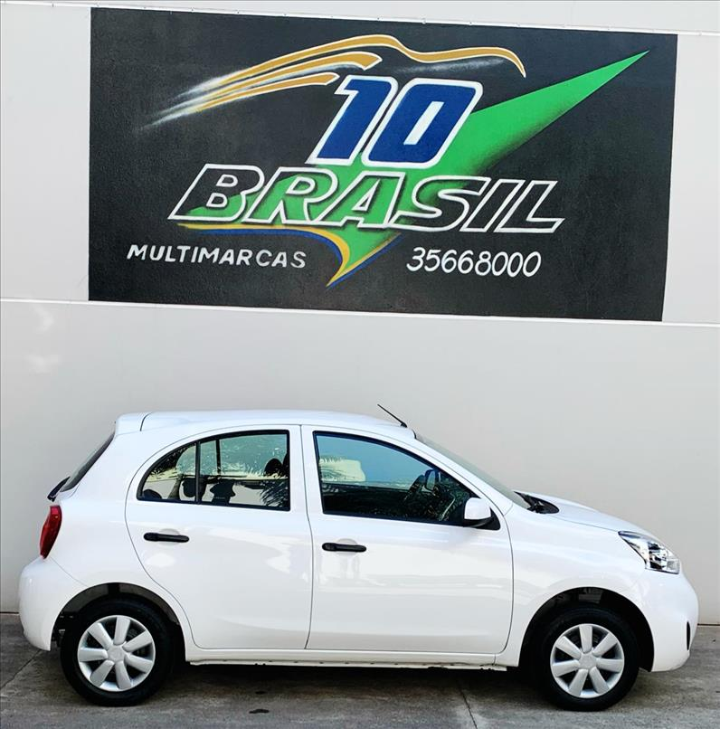 NISSAN MARCH 1.0 S 12V 2017/2017