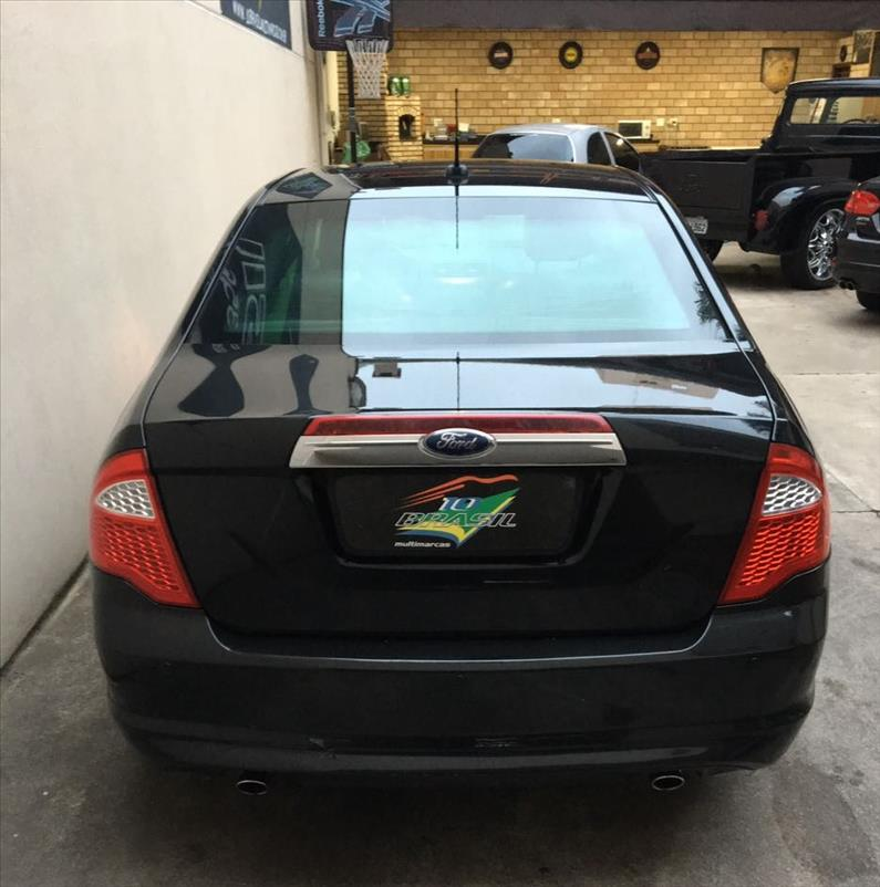 FORD FUSION 3.0 SEL AWD V6 24V 2009/2010