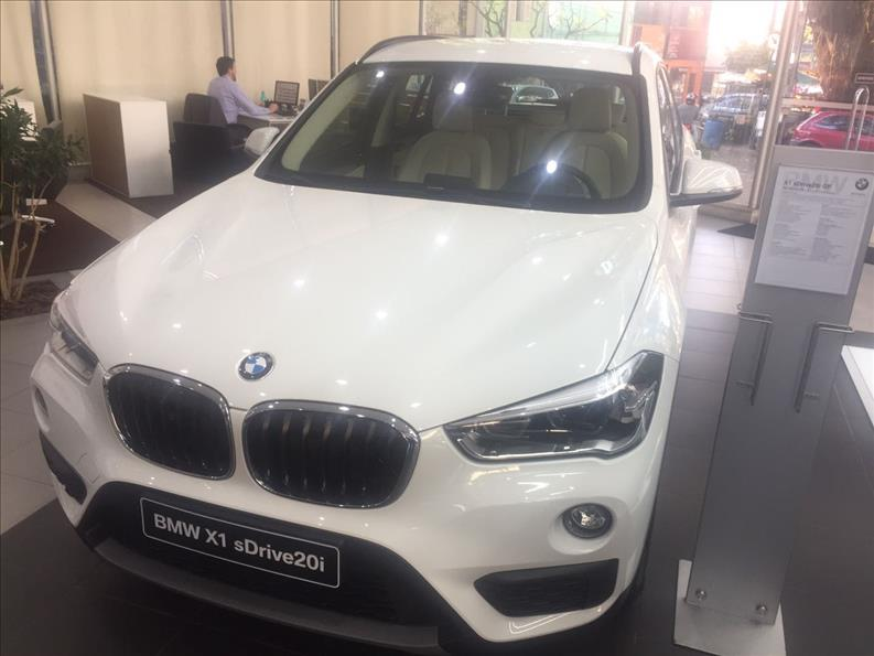 BMW X1 2.0 16V Turbo Activeflex Sdrive20i 2018/2018