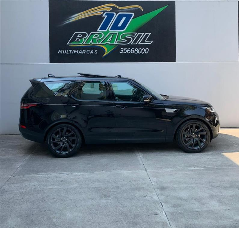 LAND ROVER DISCOVERY 3.0 V6 TD6 HSE 4WD 2019/2020