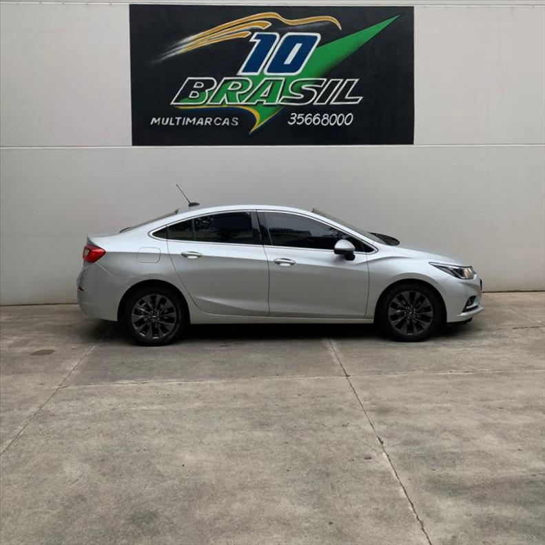 CHEVROLET CRUZE 1.4 Turbo LTZ 16V 2017/2018