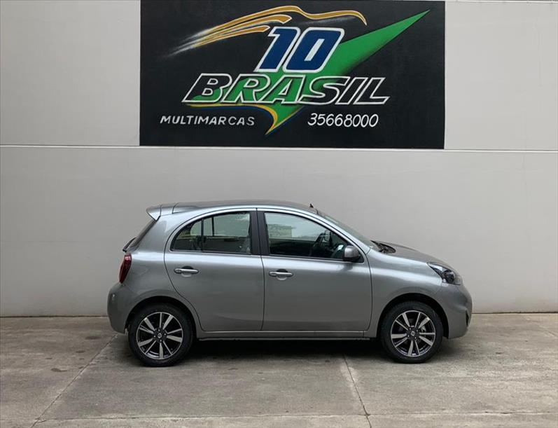 NISSAN MARCH 1.6 SL 16vstart 2019/2020