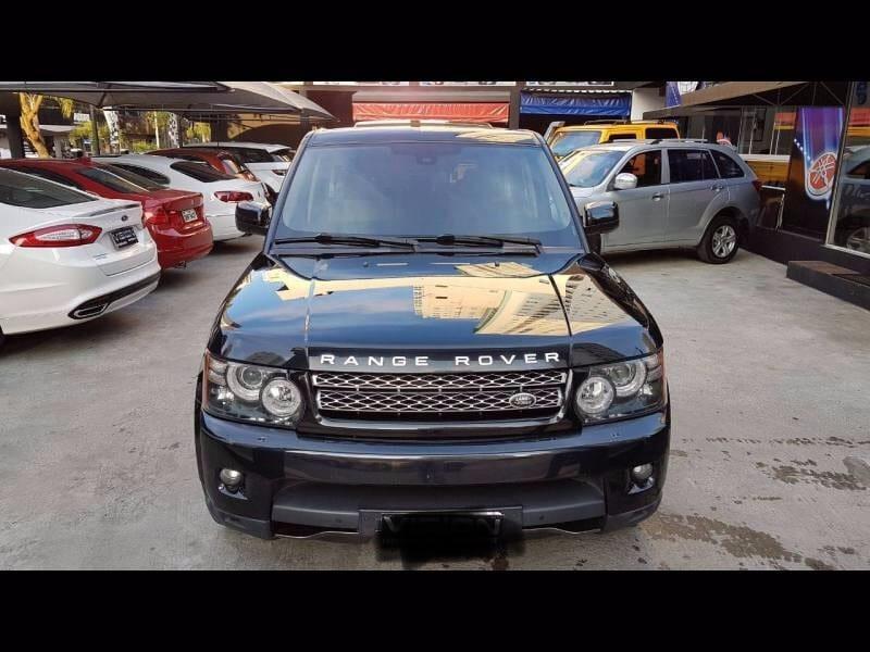 LAND ROVER RANGE ROVER SPORT 3.0 HSE 4X4 V6 24V Biturbo 2011/2012