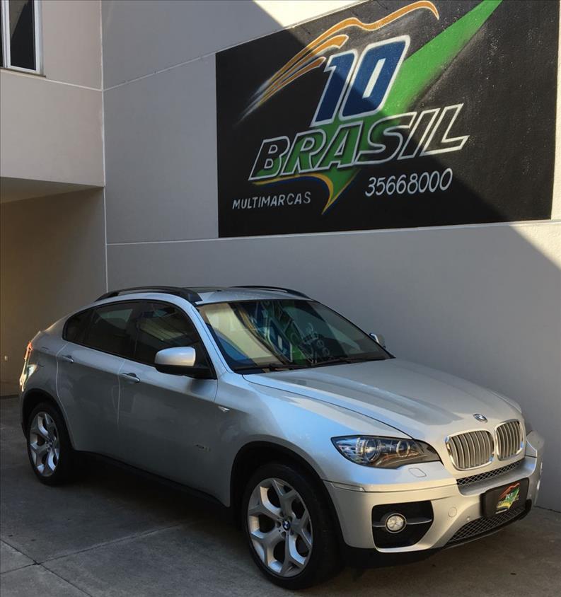 BMW X6 3.0 35I 4X4 Coupé 6 Cilindros 24V 2009/2010