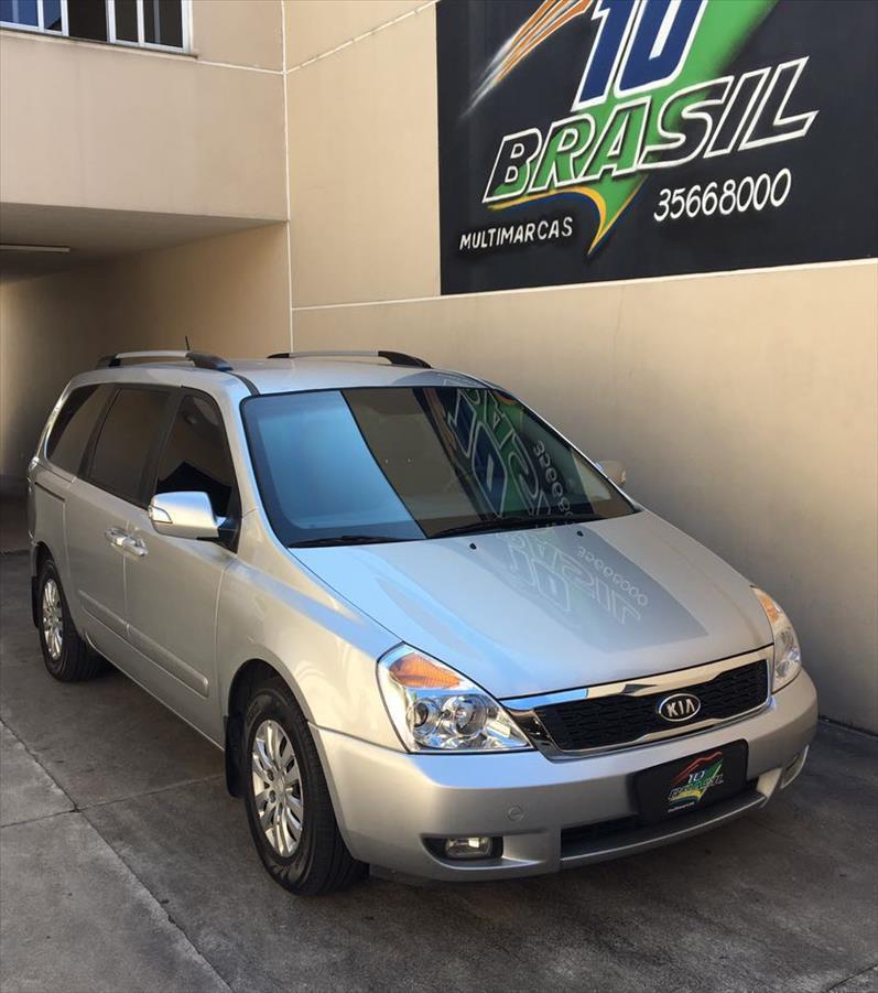 KIA CARNIVAL 3.5 EX V6 24V 2011/2012