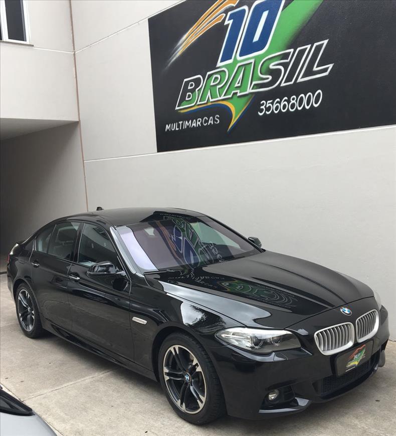 BMW 528I 2.0 M Sport 16V 2014/2015