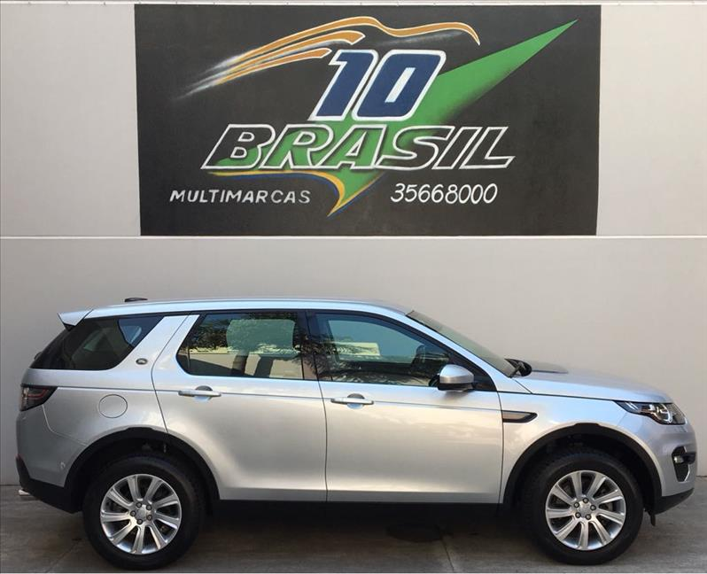 LAND ROVER DISCOVERY SPORT 2.0 16V TD4 Turbo SE 2016/2016