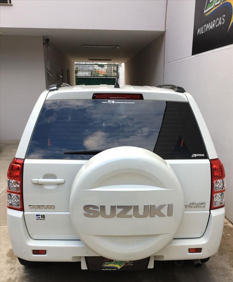 SUZUKI GRAND VITARA 2.0 4X2 16V 2014/2014