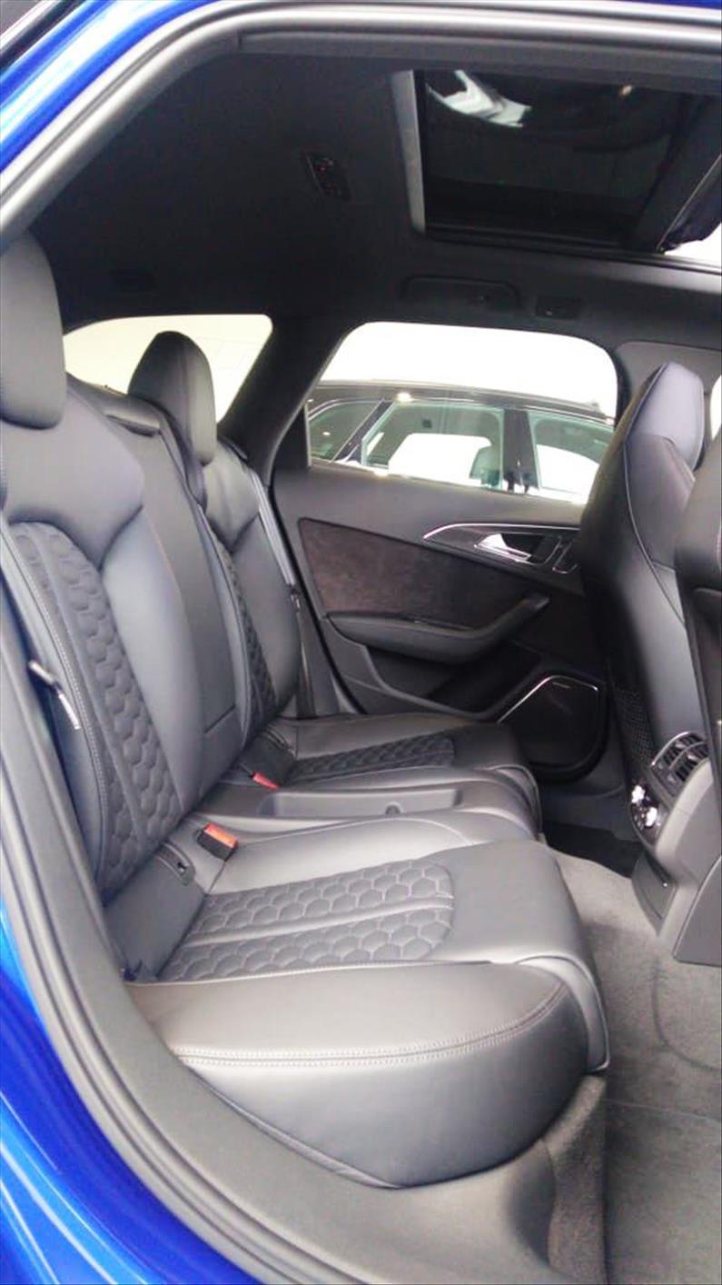 AUDI RS6 4.0 Avant V8 32V Bi-turbo 2017/2018