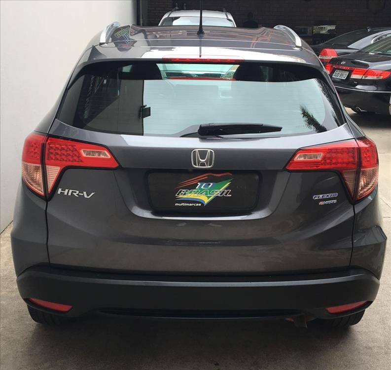 HONDA HR-V 1.8 16V EXL 2015/2016