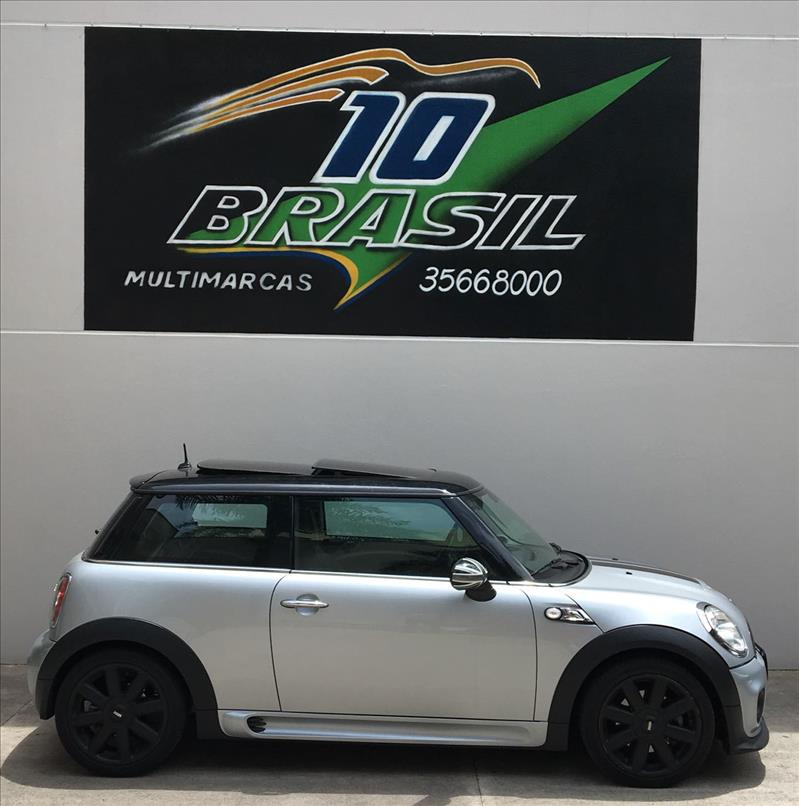 MINI COOPER 1.6 S 16V Turbo 2009/2010