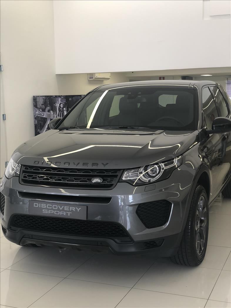 LAND ROVER DISCOVERY SPORT 2.0 16V TD4 Turbo Landmark Edition