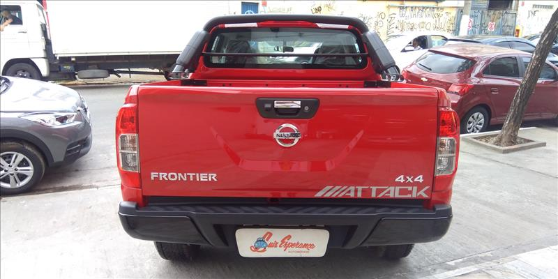 NISSAN FRONTIER 2.3 16V Turbo Attack CD 4X4