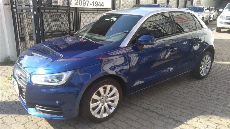 AUDI A1 1.4 TFSI Sportback Attraction 16V 122cv