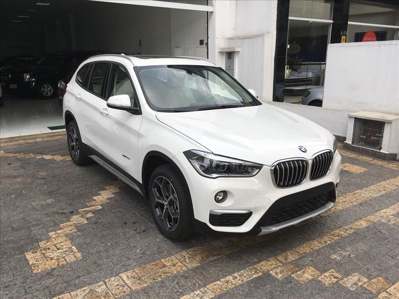 BMW X1 2.0 16V Turbo Activeflex Sdrive20i X-line 2017/2018