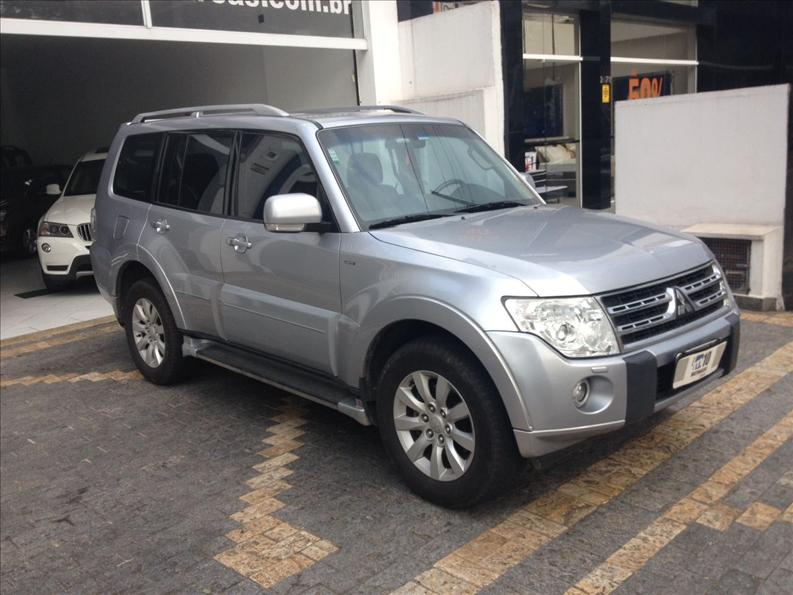 MITSUBISHI PAJERO FULL 3.8 4X4 V6 24V 2011/2011
