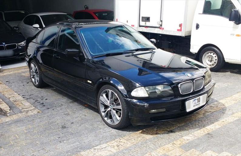 BMW 325I 2.5 Sedan 24V 2001/2001