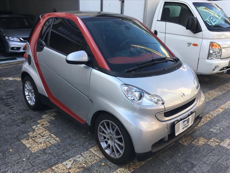 SMART FORTWO 1.0 Coupê Turbo 12V 2010/2010