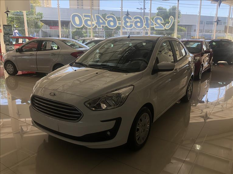 Ford-KA-1.5 TIVCT FLEX SE PLUS SEDAN AUTOMÁTICO