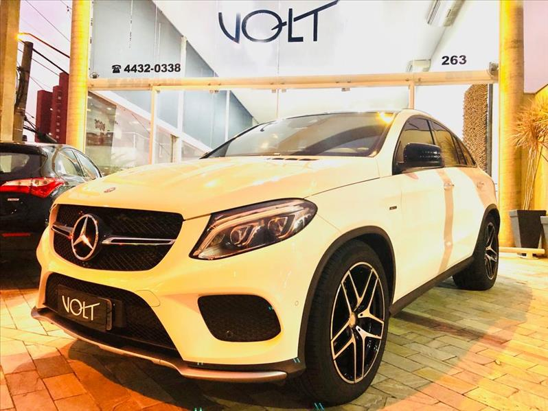 MERCEDES-BENZ GLE 43 AMG 3.0 V6 Coupé 4matic
