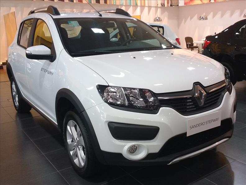 Renault  SANDERO   1.6 16V SCE Stepway Dynamique