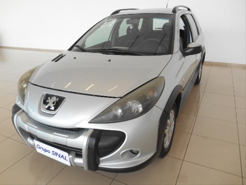 Peugeot  207   1.6 Escapade SW 16V