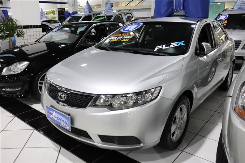 KIA CERATO 1.6 EX3 Sedan 16V