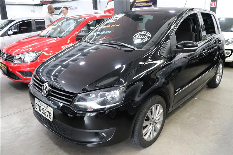VOLKSWAGEN FOX 1.0 MI Route 8V