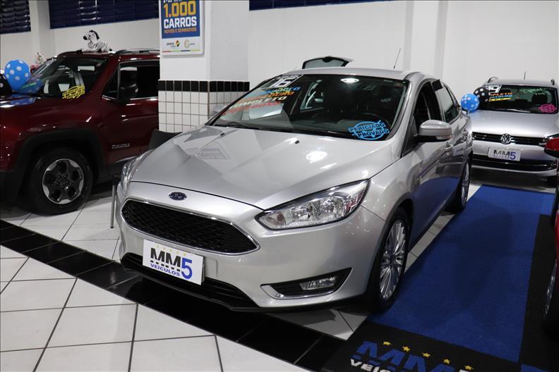 FORD FOCUS 2.0 SE Sedan 16V