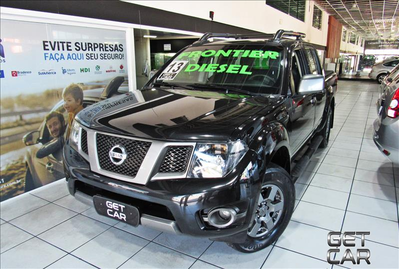 NISSAN FRONTIER 2.5 SV Attack 10 Anos 4X4 CD Turbo Eletronic
