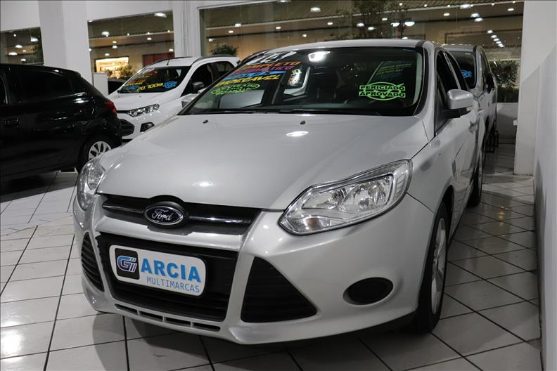 FORD FOCUS 1.6 S Sedan 16V