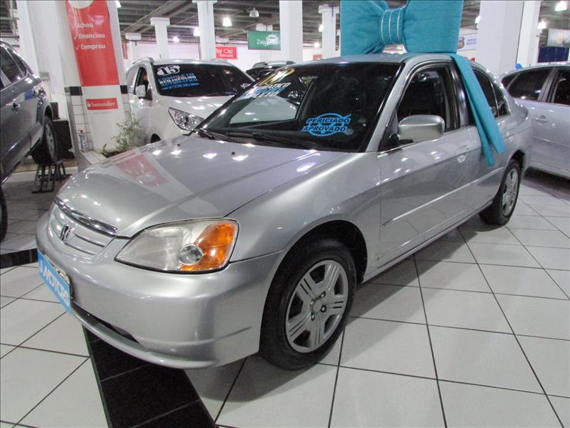HONDA  CIVIC   1.7 LX 16V