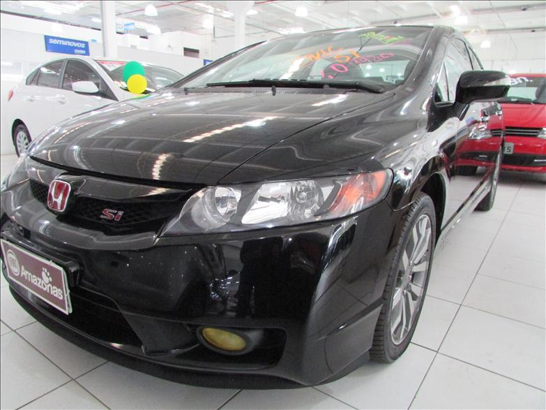 HONDA CIVIC 2.0 SI 16V
