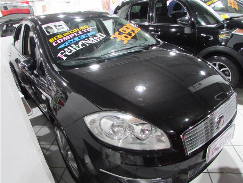 FIAT LINEA 1.8 Absolute 16V