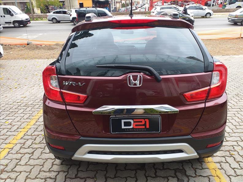 2018 Honda WR-V 1.5 16vone EXL