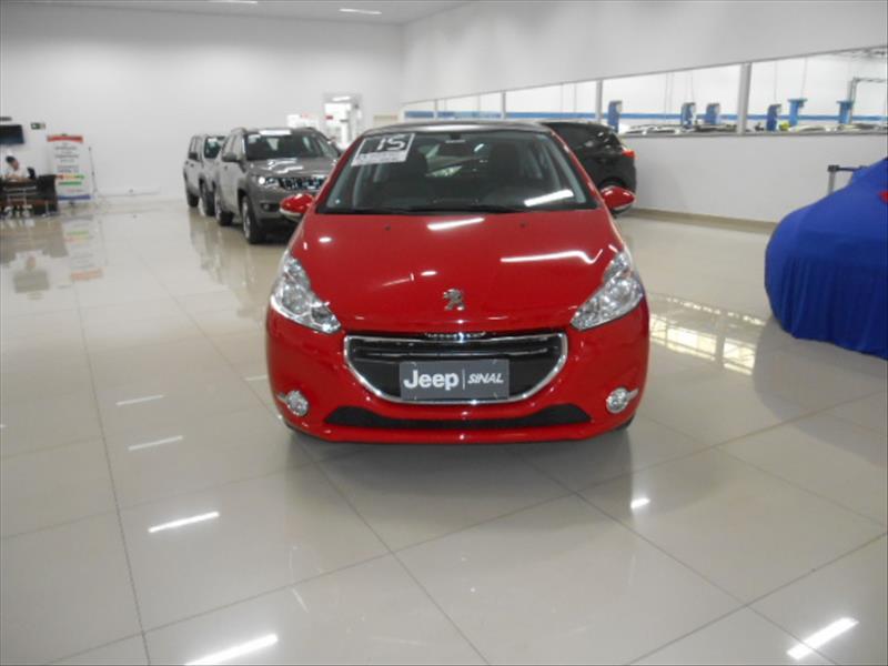 Peugeot  208   1.5 Allure 8V